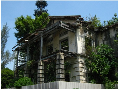 Udini House, Gelugor