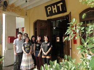 Team Members of PHT