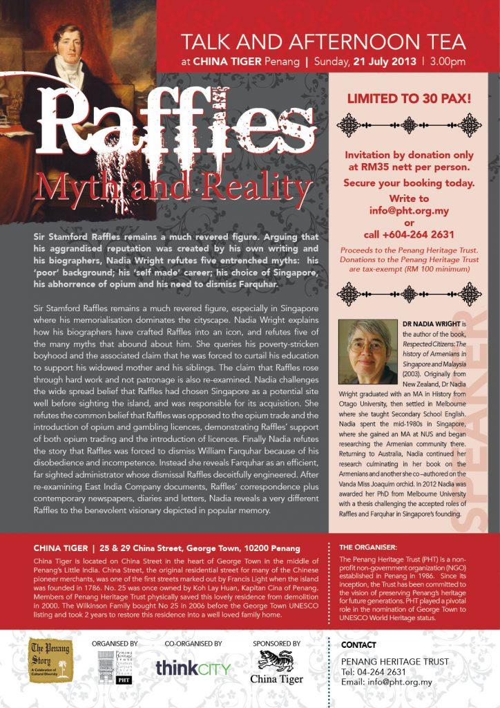 Raffles tea talk FA2