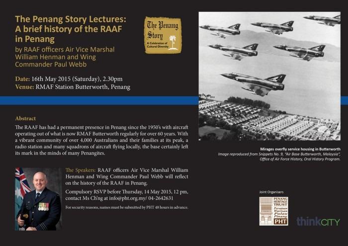 Penang Story_RAAF poster