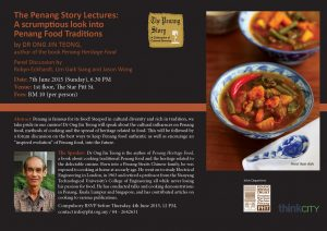 Penang Story poster_Penang Food Traditions_ver 2