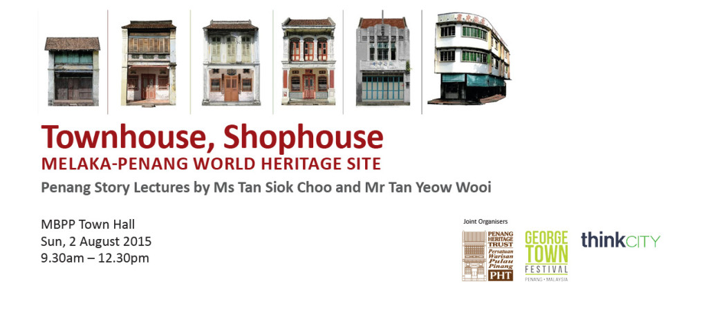 Penang Story flyer_Townhouse, Shophouse