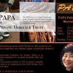 PAPA Public Talk Poster