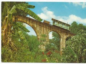 Penang Hill Railway and Viaducts (Image courtesy of Jaafar Yaacob)