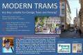 Penang Forum Talk: Modern Trams – Are They Suitable for George Town and Penang?
