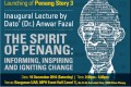 Penang Story 3: The Spirit of Penang: Informing, Inspiring and Igniting Change