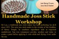 PAPA Workshop: Handmade Joss Stick